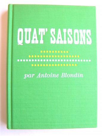 Antoine Blondin - Quat'saisons
