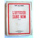 Guy des Cars - L'officier sans nom
