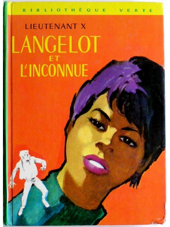 Lieutenant X (Vladimir Volkoff) - Langelot et l'iconnue