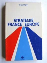 Guy Doly - Stratégie France Europe