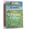 Fernand Braudel - L'identité de la France. Tome 1. Espace et Histoire