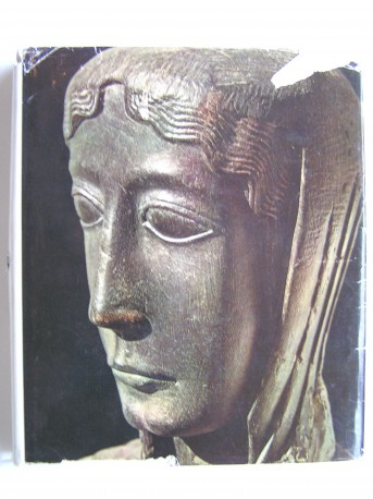 A. Guerne et E. de Solms - Vierges romanes