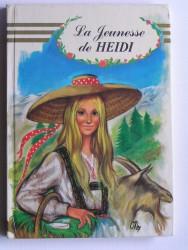 La jeunesse de Heidi