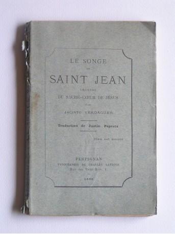 Jacinto Verdaguer - Le songe de Saint Jean