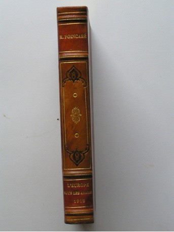 Raymond Poincaré - Au service de la France. Neuf années de souvenirs. Tome 3