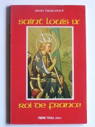 saint Louis IX. Roi de France