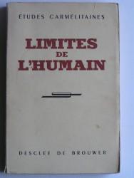 Limites de l'humain