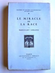 Le miracle de la race