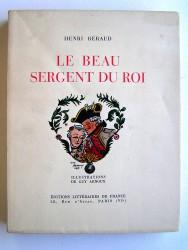 Henri Béraud - Le beau sergent du roi