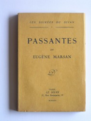 Eugène Marsan - Passantes