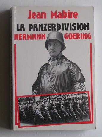 Jean Mabire - La penzerdivision Hermann Goering