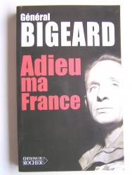 Adieu ma France