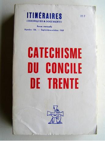 Anonyme - Catéchisme du concile de Trente