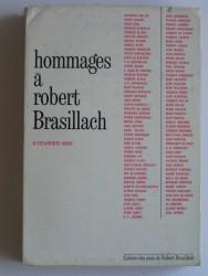 Hommages à Robert Brasillach. 6 février 1965