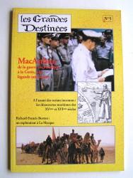 Collectif - Les grandes destinées. N°5. Mac Athur...