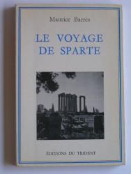 Le voyage de Sparte