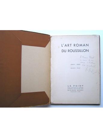 Collectif - L'art roman du Roussillon. Le Point XXXIV - XXXV
