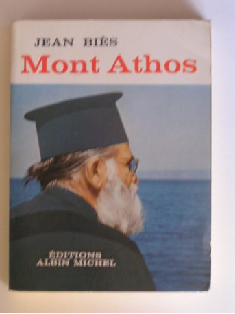Jean Biès - Mont Athos