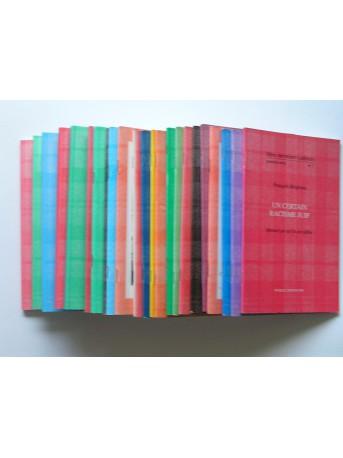 François Brigneau - Mes derniers cahiers. Les six séries complètes