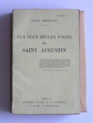 Les plus belles pages de Saint Augustin