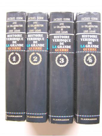Maître Jacques Isorni - Histoire véridique de la Grande Guerre