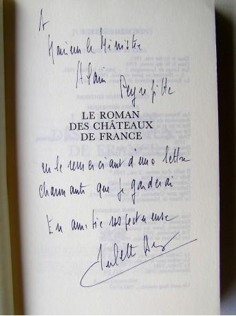 Juliette Benzoni - Le roman des châteaux de France. Tome 2