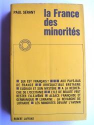 Paul Sérant - La France des minorités