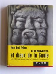 Hommes et dieux de la Gaule