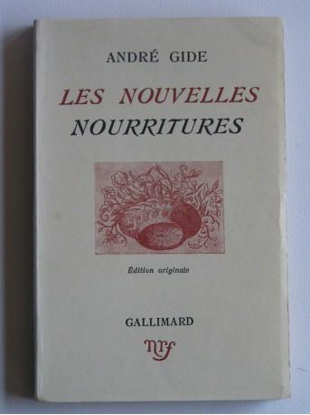 André Gide - Les nouvelles nourritures