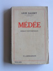 Médée. Roman contemporain