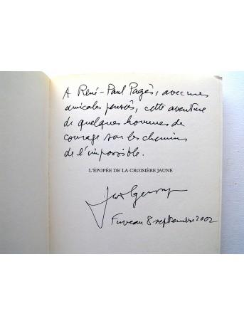 Jacques Wolgensinger - L'épopée de la Croisière Jaune