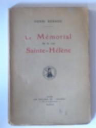 Henri Béraud - Le mémorial de la rue Sainte-Hélène