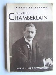 Pierre Belperron - Neville Chamberlain