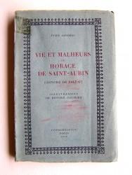 Vie et malheur de Horace de Saint-Aubin (Honoré de Balzac)