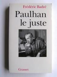 Paulhan le juste