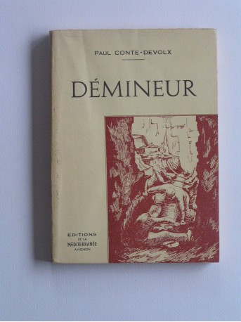 Paul Conte-Devolx - Démineur