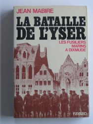 la bataille de l'Yser. Les fusiliers marins à Dixmude