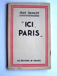 """""""Ici Paris"""""""