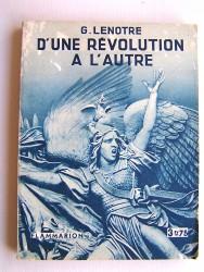D'une révolution à l'autre