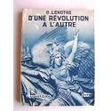 G. Lenotre - D'une révolution à l'autre