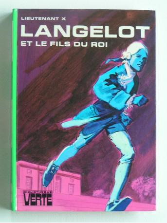 Lieutenant X (Vladimir Volkoff) - Langelot et le fils du roi