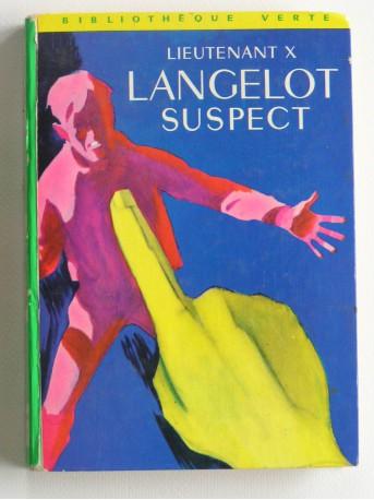 Lieutenant X (Vladimir Volkoff) - Langelot suspect