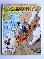 Yakari. Le mystère de la falaise