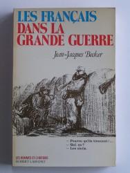 Les Français dans la Grande Guerre