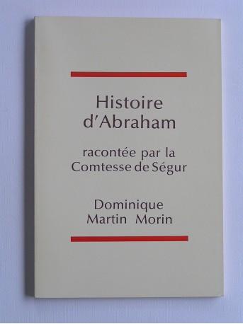Comtesse de Ségur - Histoire d'Abraham