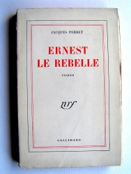 Jacques Perret - Ernest le Rebelle