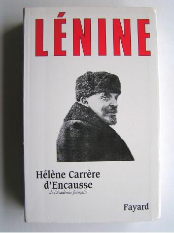 Hélène Carrère d'Encausse - Lénine