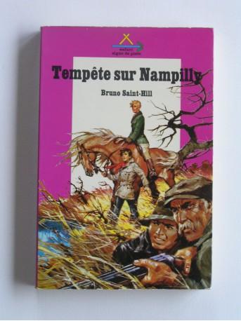 Bruno Saint-Hill - Tempête sur Nampilly