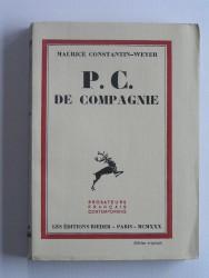 P.C. de compagnie