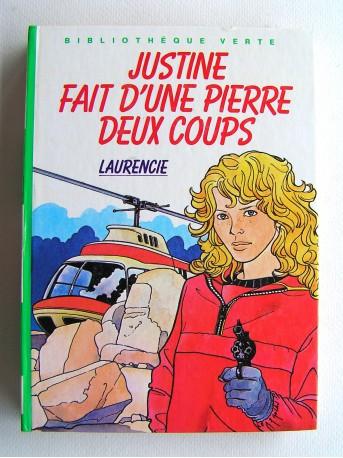 Laurencie (Jacqueline Dauxois) - Justine fait d'une pierre deux coups